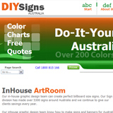 DIY Signs - Do it yourself letters and signs